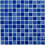МОЗАИКА BONAPARTE 30*30 Blue wave-1 (4*25*25)