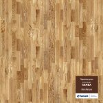 Паркетная доска TARKETT SAMBA OAK NATURE CL TL