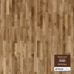 Паркетная доска TARKETT SAMBA OAK ANTIQUE CL TL