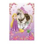 Ковер Disney Princess D3PR006 purple  80*133