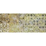Керамический декор Gracia Ceramica Patchwork 25x60 beige decor 02
