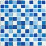 МОЗАИКА BONAPARTE 30*30 Blue wave-3 (4*25*25)