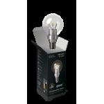 Лампа GAUSS светодиодная энергосберегающая 3W 2700K E14 HA104201103