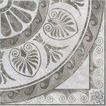 Керамический декор KERAMA MARAZZI  42х42 Декор Триумф 1/4 розона