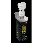 Лампа GAUSS энергосберегающая Spiral T2 20W 2700 E27 172120