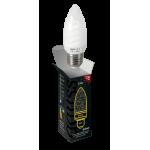 Лампа GAUSS энергосберегающая Spiral T2 23W 4200 E27 212223