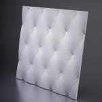 Гипсовая панель ARTPOLE ARISTOCRATE M-0043 600x600 Swarovski
