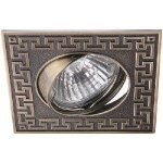 Светильник ARTE потолочный BASIC A2105PL-3AB 50W GU10