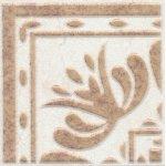 KERAMA MARAZZI Керамическая вставка 7,7*7,7 Лаурито орнамент AD\A255\6276