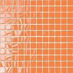 KERAMA MARAZZI Керамическая плитка мозаичная 29,8*29,8 Темари оранжевый 20012