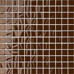 KERAMA MARAZZI Керамическая плитка мозаичная 29,8*29,8 Темари темно-коричневый плитка мозаичная 20046