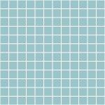 KERAMA MARAZZI Керамическая плитка мозаичная 29,8*29,8 Темари бирюза 20070N