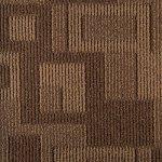 Ковролин  Зартекс Турин 065 3м  коричневый