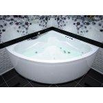 Акриловая ванна AQUANET FLORES 150*150