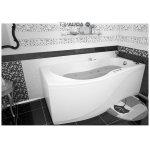 Акриловая ванна AQUANET BORNEO L 170*75/90