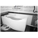 Акриловая ванна AQUANET BORNEO R 170*75/90