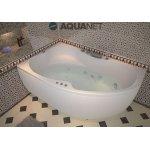 Акриловая ванна AQUANET CAPRI L 160*100