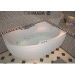 Акриловая ванна AQUANET CAPRI R 160*100