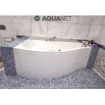 Акриловая ванна AQUANET PALMA 170*90/60 L