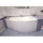 Акриловая ванна AQUANET PALMA 170*90/60 R