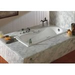 Чугунная ванна GOLDMAN Donni 150*75*41 с ручками