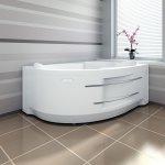 Акриловая ванна RADOMIR ИРМА 2 150х97 правая