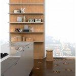 Керамический гранит Kerama Marazzi 20,1х50,2 Фореста коричневый SG410900N