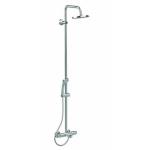 Душевая система IDEAL STANDARD РЕЙН ЭКО ванна/душ 200мм,с термостатом Сератерм 25 ЕКО A6426AA