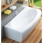 Экран для ванны RAVAK боковой EVOLUTION 70см белый правый с крепежом CZ85100A00
