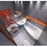 Акриловая ванна 1 MARKA PICCOLO 150*75 R