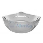 Акриловая ванна 1 MARKA PALERMO 150*150